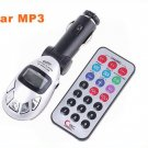 Cheap Car MP3 Car MP3 player USB FM Transmitter remote control with SD MMC SLOT