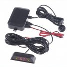 Car Backup Reverse Radar Kit with 4 Parking Sensors car reverse system free shipping
