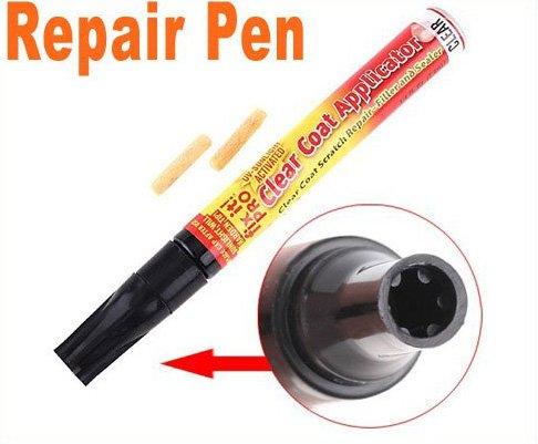 30pcs/lot  Free Shipping  Auto Car Body Scratch Repair Pen Filler Sealer Clear Coat