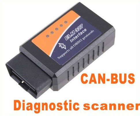 Bluetooth Diagnostic Interface Scanner scanner obd 2  blutooth car scantool