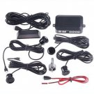 Car Backup Reverse Radar Kit with 4 Parking Sensors car reverse system
