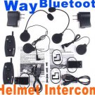 Hot intercom Bluetooth intercom Hand free Bluetooth Interphone 2-Way Motocycle Helmet Intercom