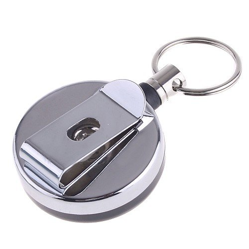Wholesale Mini Anti Theft Device Security Hook Buckle for Wallet Cell Phone Free Shipping