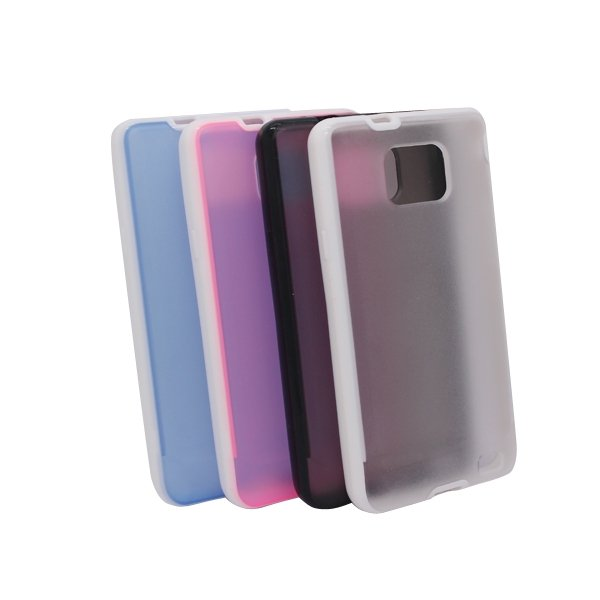 Wholesale Protective Back Cover for Sumsung Galaxy s2/i9100 Free Shipping
