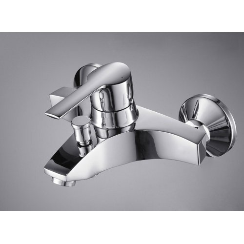 Chrome Single Handle mixer taps Shower and Bathtub Faucet (DZ7754) Free Shipping