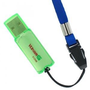VERSION G 512 MB USB FLASH DRIVE