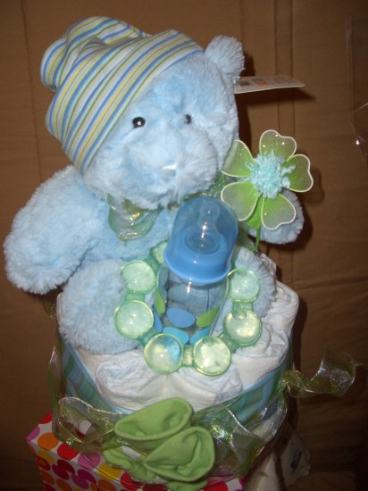 Macy Baby Cake Diaper Cakes Sweet Baby Collection Boy