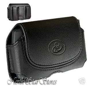 fr MOTOROLA W385 W-385 LEATHER PHONE CASE POUCH HOLSTER