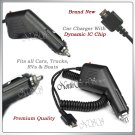 for LG VX 9400 VX9400 CELL PHONE POWER FAST CAR CHARGER