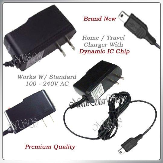 for MOTOROLA Q RAZR V3 V3C V3M PHONE WALL HOME CHARGER