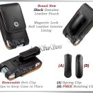 for SAMSUNG I900 OMNIA I-900 LEATHER CASE POUCH HOLSTER