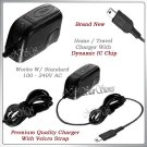 BLACKBERRY CURVE 8310 8320 8330 CELL PHONE WALL CHARGER