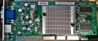 Dell Nvidia 08Y483 P73CR GeForce4 MX 420 64MB AGP Video Card