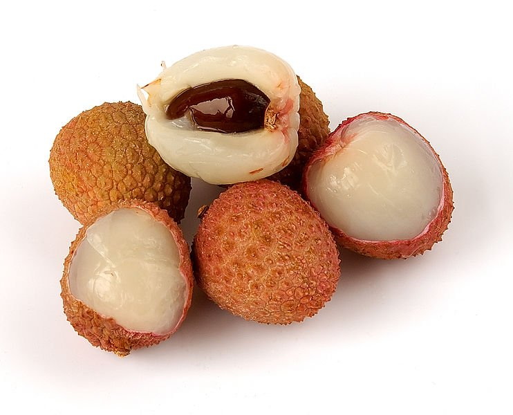 25 lychee seeds