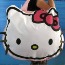 Jumbo Big Handmade Fabric Tote Purse Bag with Hello Kitty Material