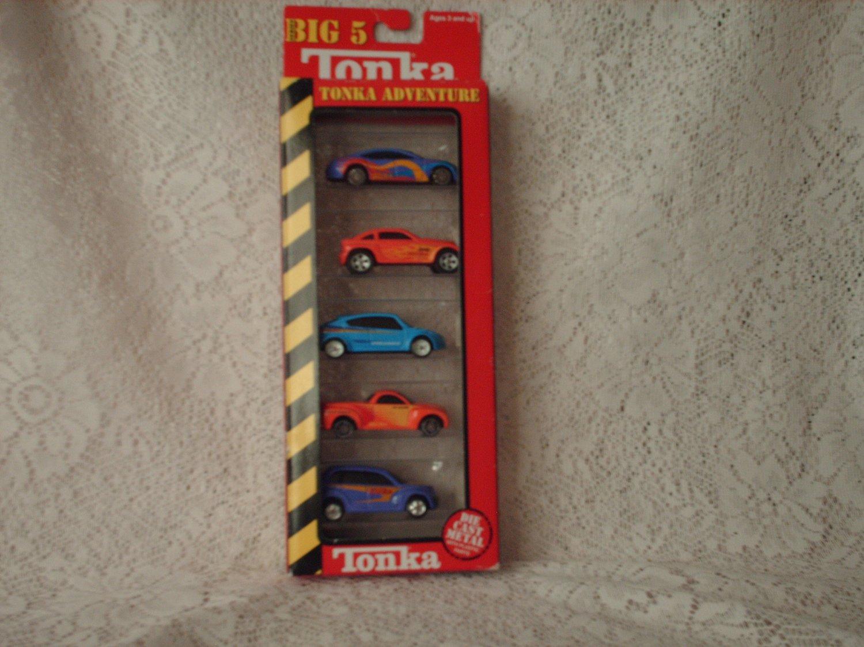 2000 Tonka Big 5 Series