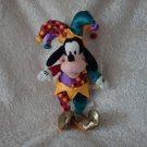 Disney's Jester GOOFY Beanbag Plush Toy