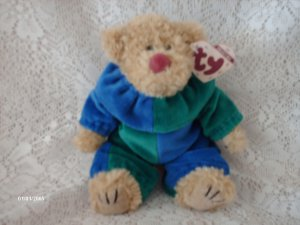 1993 TY  PICCADILLY THE CLOWN BEAR