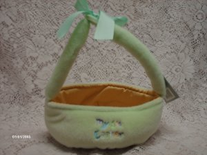 Disney's My 1st Easter Basket Plush