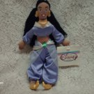"10""   Disney Aladdin Jasmine Plush Doll"