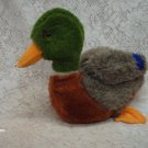 1982 Dakin  Mallard Duck Plush Toy