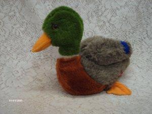 1982 Dakin  Mallard Duck Plush Toy