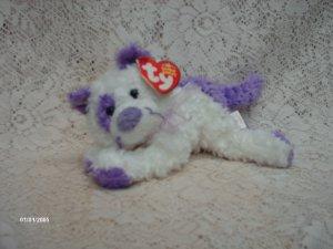 2005 Ty Violetta Beanie Baby