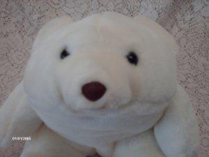 """1980 11"""" Gund Polar Bear Plush"""