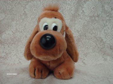 1985 Roba R. Dakin & Co. puppy dog Plush