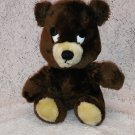 1976 Dakin brown bear plush