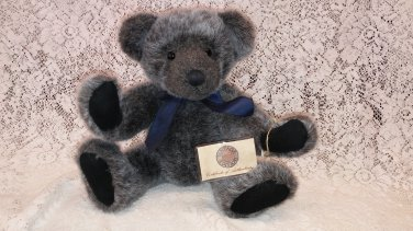 "Russ vintage collection grey bear "" Yarwood"" plush"