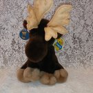 1986 Daikin Marty Moose plush