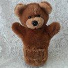 1984 R Dakin bear hand puppet