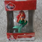 2013 Little Mermaid 3D Figural Resin Holiday Ornament