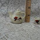Porcelain Mini Tea set