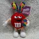 2001 Red M&M Plush
