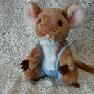 Vintage 1981 DAKIN Priscilla mouse Plus