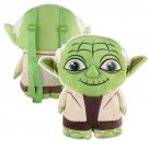 Star Wars Yoda Plush Backpack Buddy Green