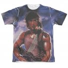 Rambo Drew First Sublimation T-Shirt White