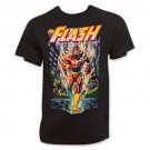The Flash Men's Running T-Shirt Black