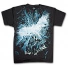 Dark Knight Rises Symbol T Shirt Black