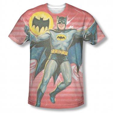 Batman TV Wrong Question Sublimation T-Shirt White