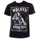 Walking Dead Daryl Walker Hunter Tee Shirt Black