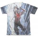 Rai Cyber Jump Sublimation T-Shirt White