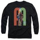 Archer & Armstrong Back To Bak Long Sleeve T-Shirt Black