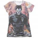 Shadowman Beast Juniors Sublimation T-Shirt White