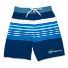 Bud Light Men's Board Shorts Blue