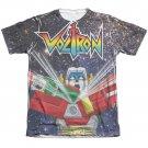 Voltron Space Defender Sublimation T-Shirt White