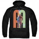 Archer & Armstrong Back To Bak Pullover Hoodie Black