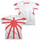 Rai Basic Costume 2-Sided Sublimation T-Shirt White